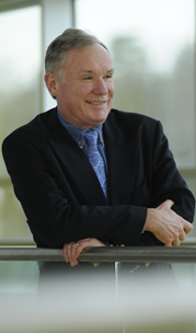 Professor Sir David Payne, director of the Optoelectronics Research Centre, University of Southampton