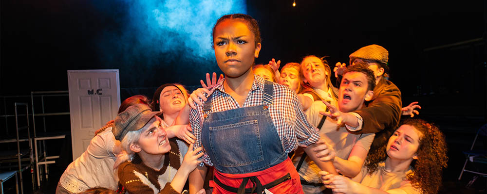 Barton Peveril Students Take to the Stage