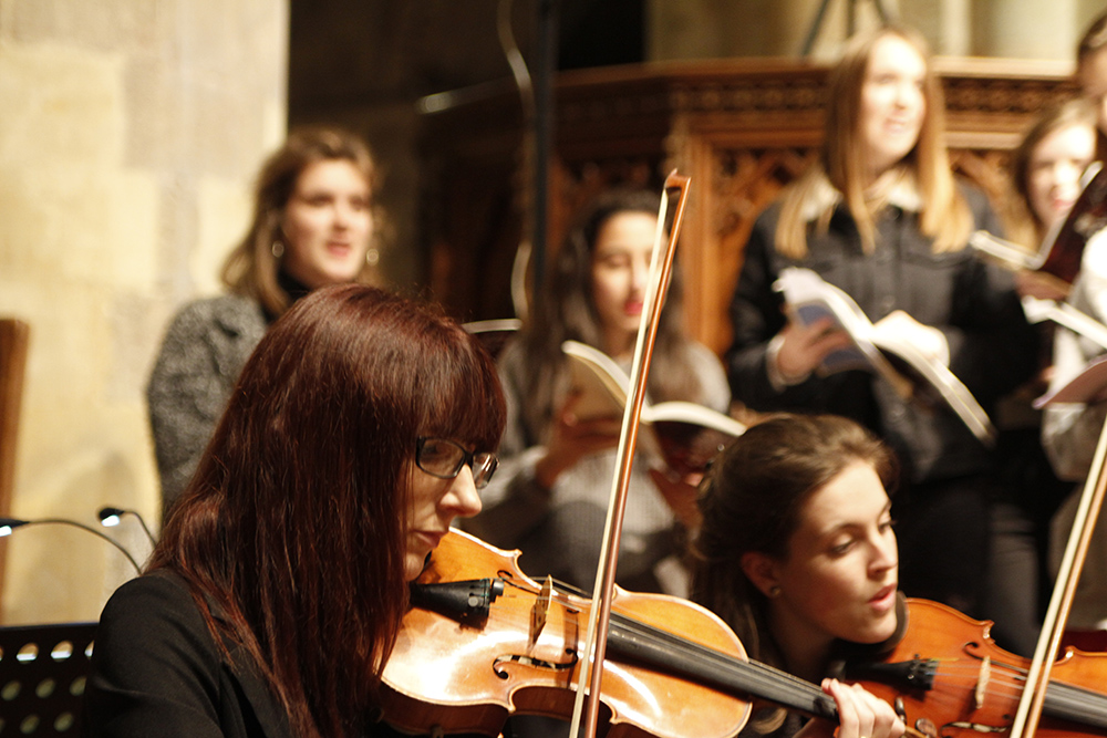 Barton-Peveril-Choral-Concert-Violins