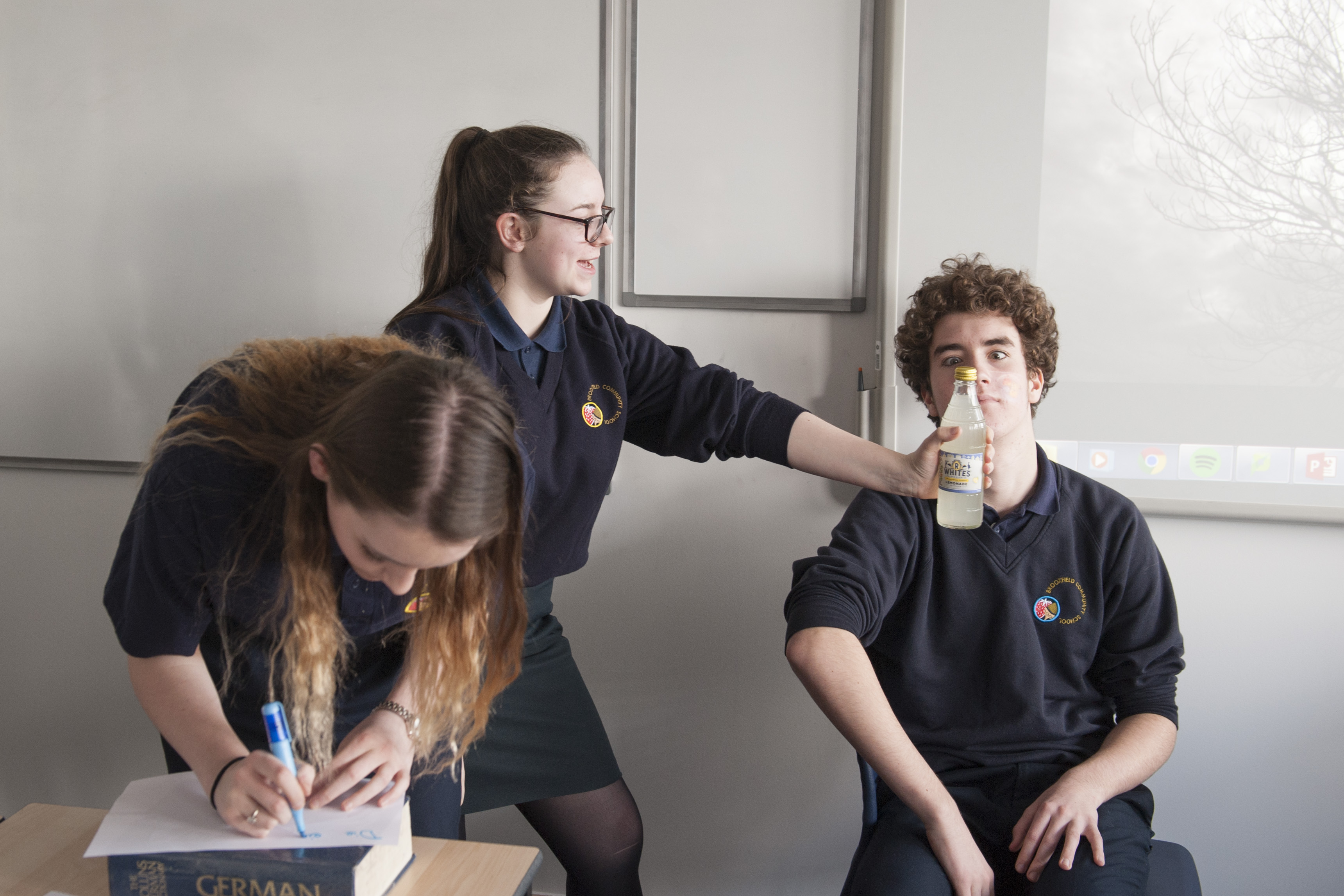 barton goes bavarian for schools german day barton peveril college practice makes perfect