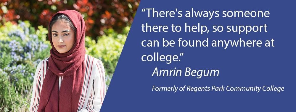 Amrin Begum