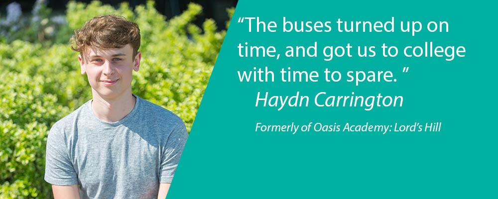 Haydn Carrington