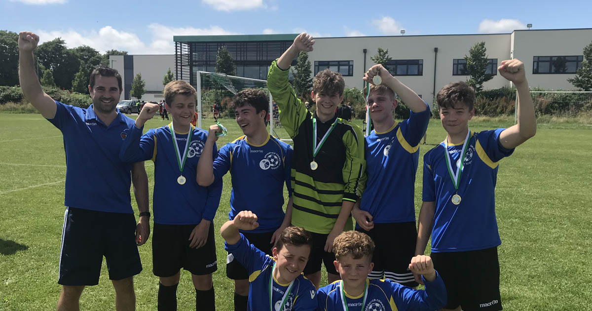 brookfield school year 9 winners