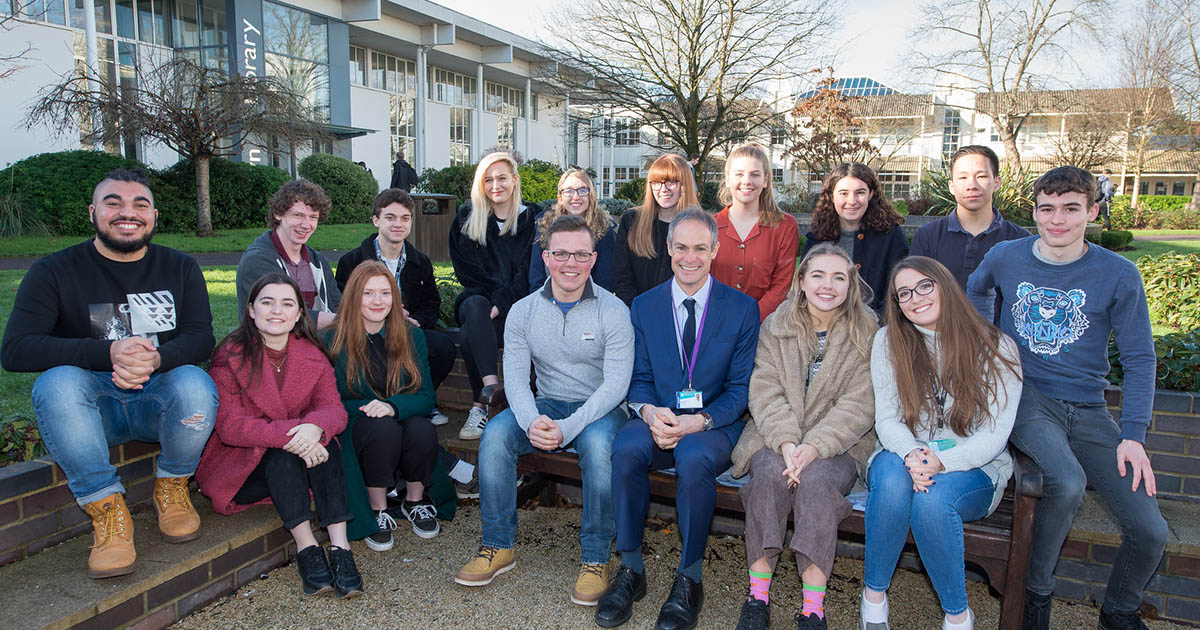 Barton Peveril's Oxbridge Offer Holders