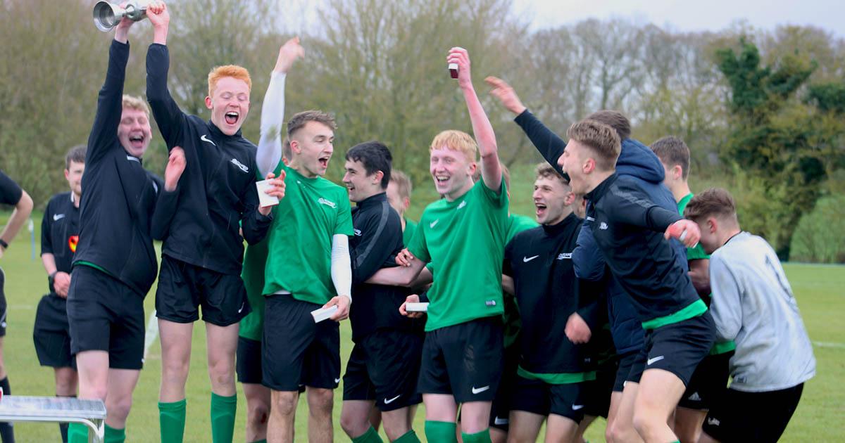 Barton Peveril 3rd Football Team