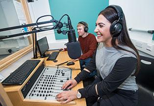 Radio Broadcasting at Barton Peveril