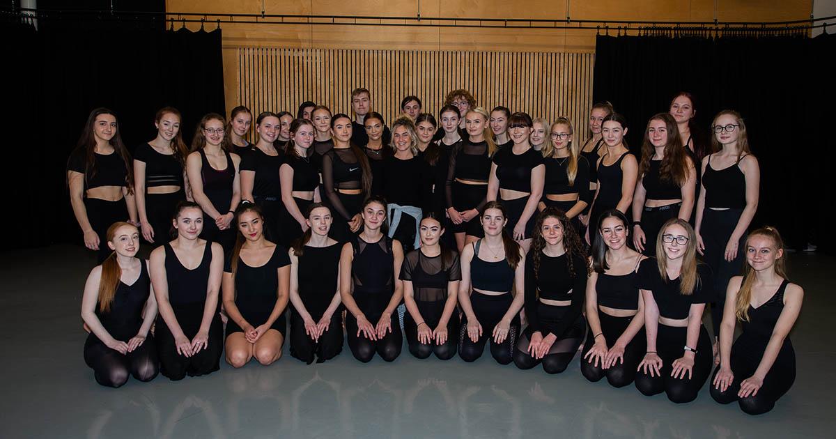 Barton Peveril's Dance Company
