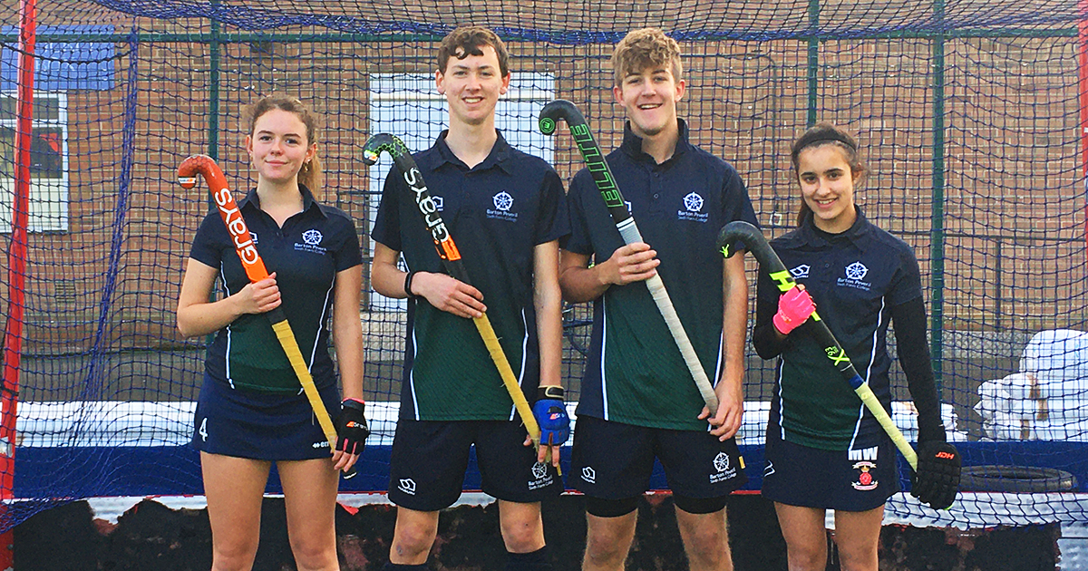 Barton Peveril's Association of Colleges National Hockey Players