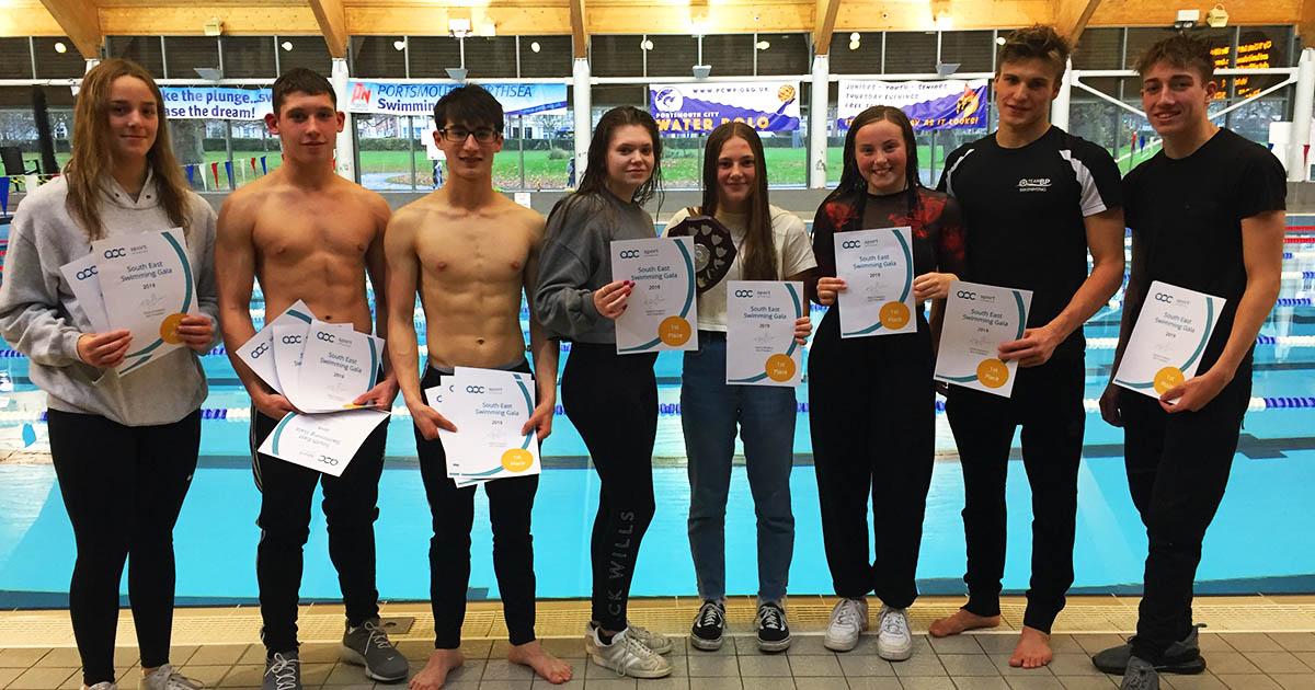Barton Peveril Sixth Form College Swim Teams