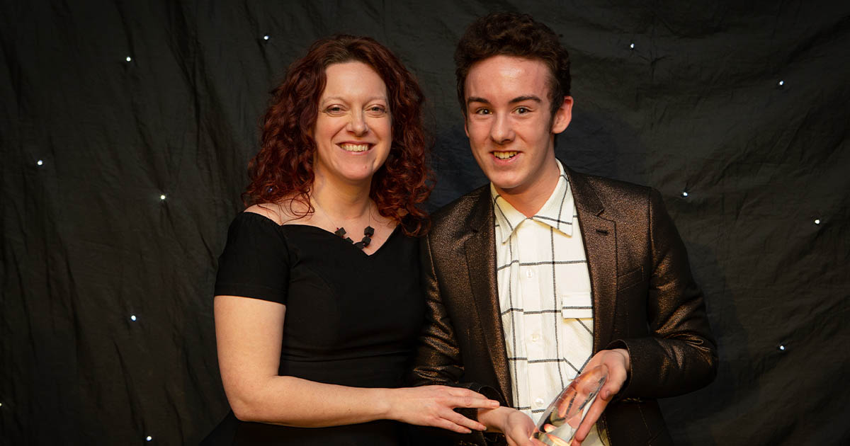 Barton Peveril Student Wins Unity 101 Award